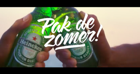 Heineken: Pak de zomer! 2015